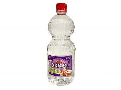 Уксус 9% 0,5л Столовый пласт. Бутылка