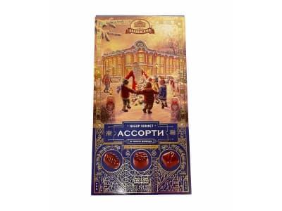 Конфеты наборы Ассорти букеты 300гр*1шт Бабаевский