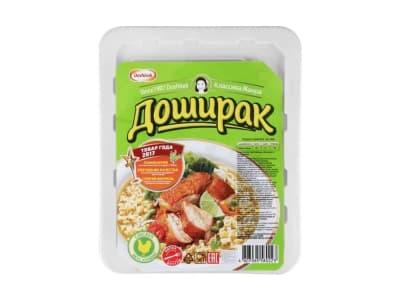 """Лапша быстрого приготовления """"Доширак"""" со вкус курицы 90гр"""