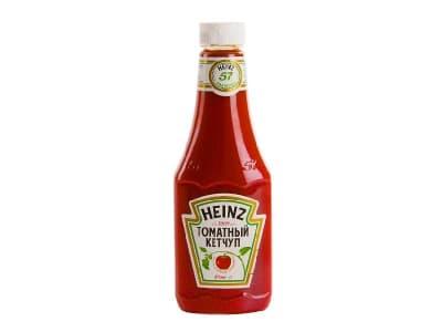 Кетчуп томатный Heinz 350г