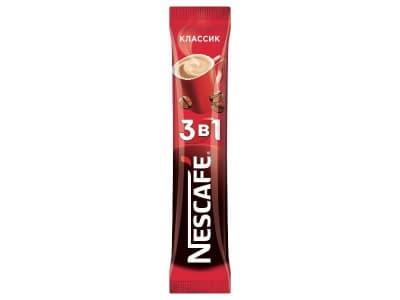 """Кофе """"Nescafe""""3 в 1 Классик"""