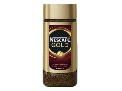 Кофе Нескафе Голд 95гр.
