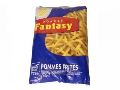Картофель фри 2.5 кг