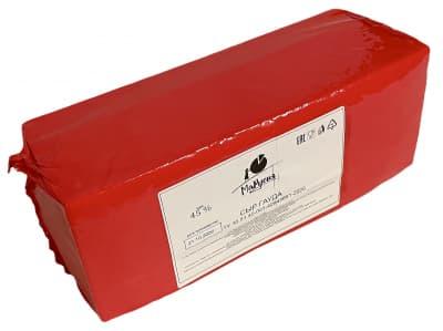 Сыр Гауда 45% 3-4кг 1 головка с ЗМЖ
