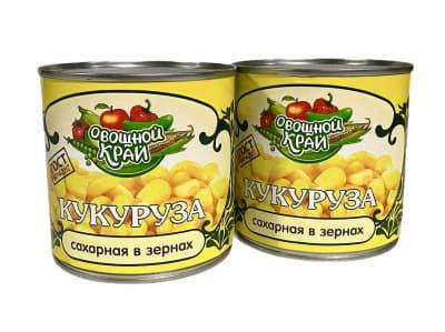 Кукуруза десертная ж/б 425гр