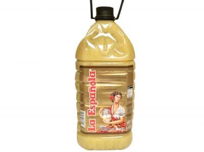 Масло оливковое нераф. (для салатов) La Espanola пласт/бутыл 5л