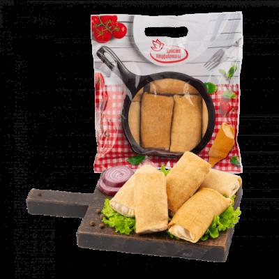 Блинчики с ветчиной и сыром Брянские полуфабрикаты 0.6