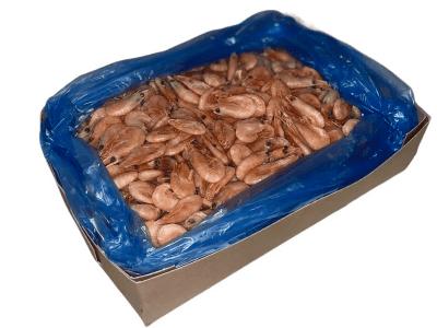 Креветки 90/130 сырьевые (без глазури)