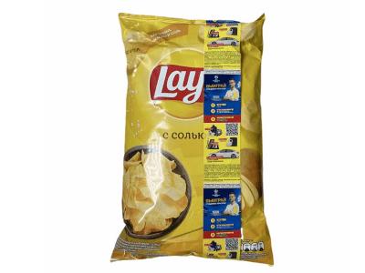 Чипсы Lays с солью 150г