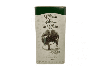 Масло оливковое рафинированное Санса Ди Олива Конди 5л (для жарки)