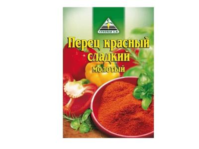 """Приправа """"CYKORIA"""" перец красный сладкий 20гр"""