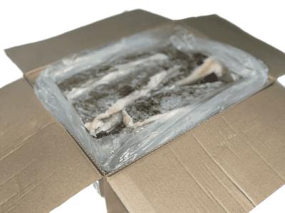 Филе трески на шкуре Меридиан