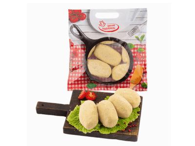 Зразы картофель с мясом 0,6