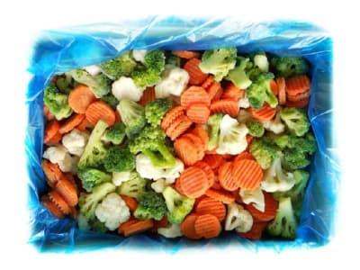 Гавайская смесь с морковкой
