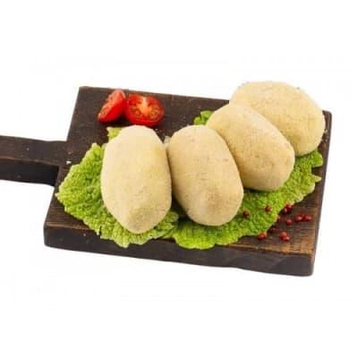 Зразы картоф с мясом